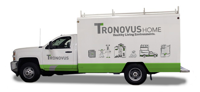 Choose the Experts at Tronovus for Your Elkford HVAC Services