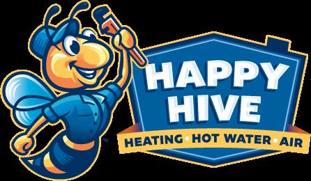 Happy Hive Logo